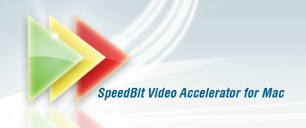 SpeedBit Video Accelerator for Mac screenshot