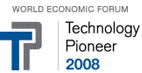 World Economic Forum - Technology Pioneer 2008