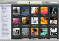 Small screenshot of iTunes