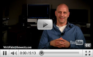 WebVideo University Podcast review for SPEEDbit Video Accelerator